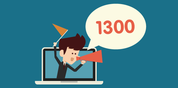 4 Reasons Why Advertising 1300 Numbers Pays Off